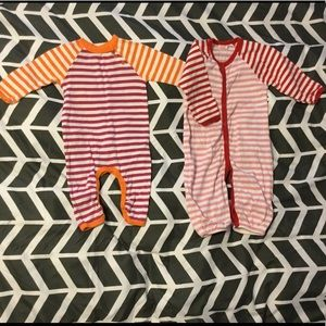 EUC Set of 2 One-Piece Outfits